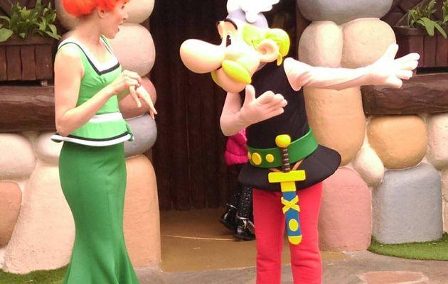 A 4... à Asterix !