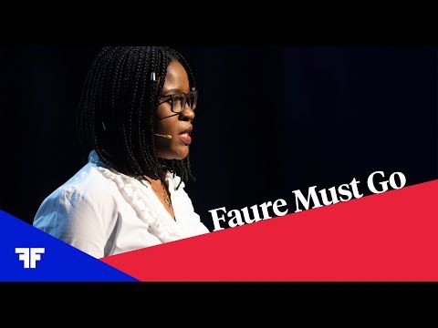 Farida Nabourema and the Faure Must Go Movement: Oslo Freedom Forum
