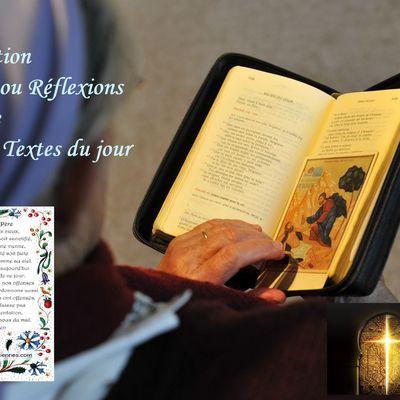 Car l'Esprit Saint vous enseignera à cette heure-là ce qu'il faudra dire. »