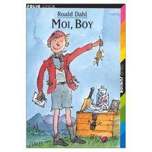 Moi, boy (Roald Dahl)