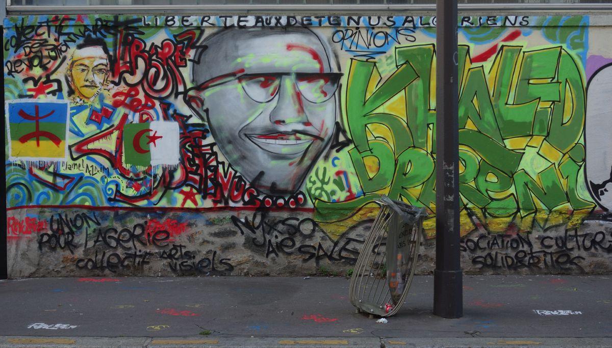 Album - Graffitis Paris Tom 074
