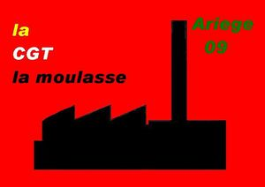 DECLARATION DU SYNDICAT CGT DE LA MOULASSE