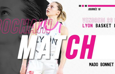 Lyon Villeurbanne / Basket Landes en direct et en clair vendredi sur la chaîne l'Equipe