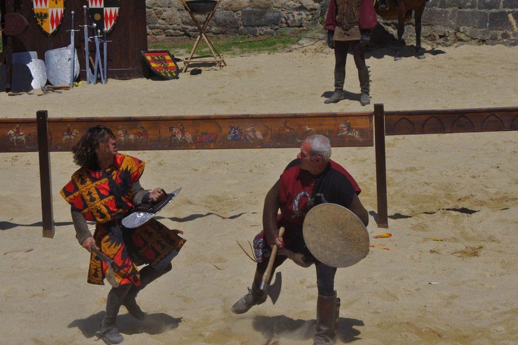 Les 21 et 22 juillet, le Comité des Fêtes des Remparts de Dinan (22), organisait la 22ème Edition de la Fête des Remparts