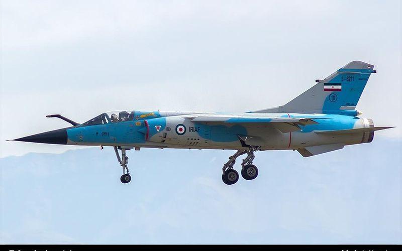 L'Iran aurait développé un missile de croisière pour ses Mirage F1