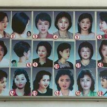 Voitre coiffure est-elle autorisée en Corée du Nord ?