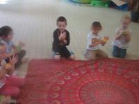 Centre Camus maternelle: aventuriers du groupe 3 et sortie au lam