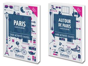Les guides Balado (éditions Mondeos). Prix : entre 13,90 € et 14,90 €.