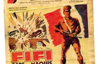 La RÉSISTANCE dans la bande dessinée de 1944 à nos jours