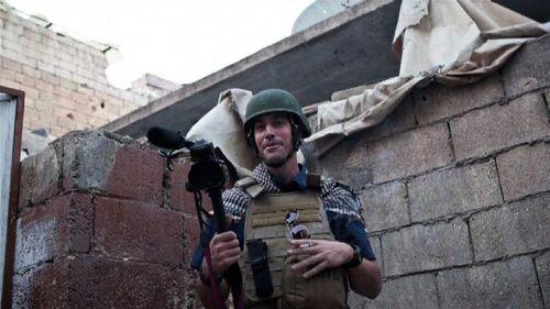 Giornalisti freelance di guerra