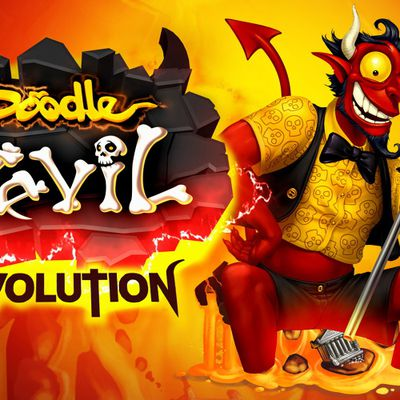 [Test] Doodle Evil : 3volution