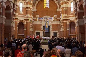 Chants de la messe du dimanche 30 mai à la basilique