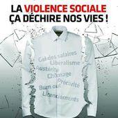 NON à la violence sociale, OUI à l'efficacité économique, sociale et environnementale - Commun COMMUNE [El Diablo]