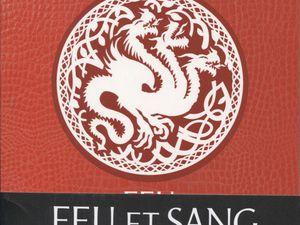 Feu et sang - George R. R. MARTIN (Fire and Blood, 2018), traduction de Patrick MARCEL, Pygmalion, 2018 et 2019, 432 et 480 pages