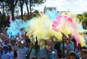 La photo du dimanche #58 Un événement haut en couleurs