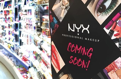 NYX ab August bei DM!!!