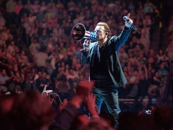 U2 -Omaha  Etats-Unis 19/05/2018 CenturyLink Center