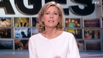 2013 03 02 - CLAIRE CHAZAL - TF1 - REPORTAGES @13H25