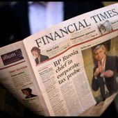 Le Financial Times : le mégaphone pour le meurtre de masse - Ça n'empêche pas Nicolas