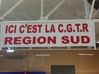Constitution de la CGTR région Sud