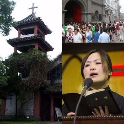 Le protestantisme asiatique (novembre 2013)
