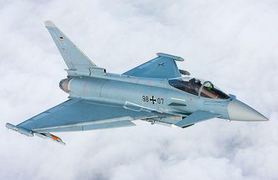 L'Allemagne propose une coopération militaire renforcée à la Suisse pour lui vendre des Eurofighter