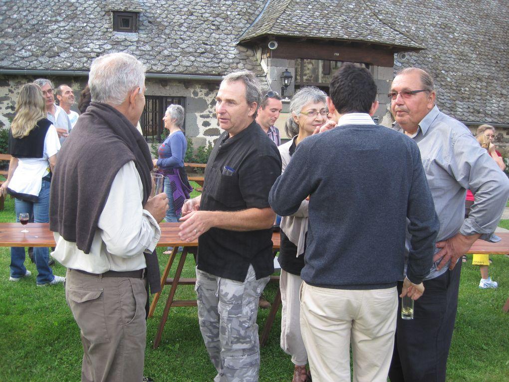 photos du séjour à Brommat 26-27 et 28 mai 2012