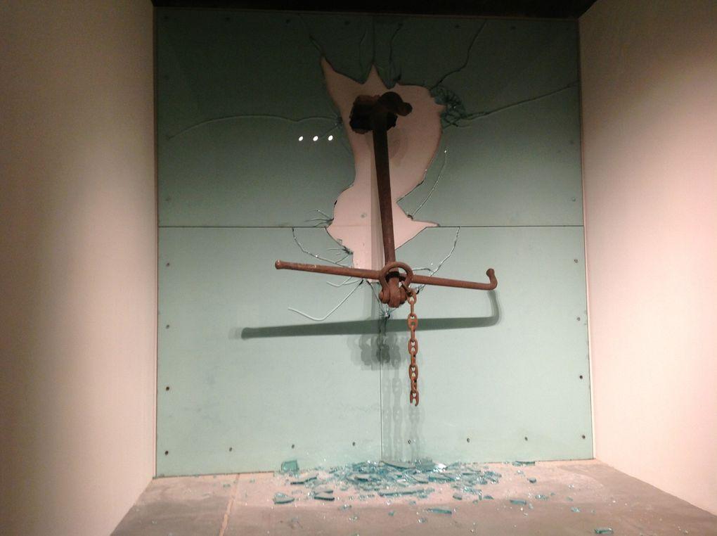 Codice Italia. Pavillon de l'Italie, Arsenale © Le Curieux des arts Antoine Prodhomme. 56ème exposition Internationale d'Art - la Biennale di Venezia. 7 mai & 27 octobre 2015