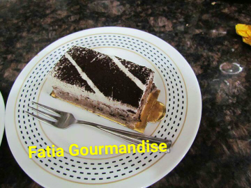 Biscuit amandes mousses choco_vanille