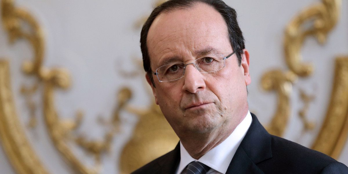 Hollande joue la grande Bush
