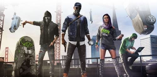 [DOSSIER] WATCH DOGS 2 ANNONCE !