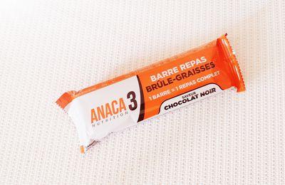 Je re teste la Barre repas brûle-graisses Anaca3