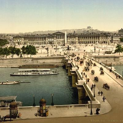 Place de la Concorde 1900