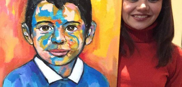 Du Mexique à Montmartre : rencontre avec Monica, artiste peintre.