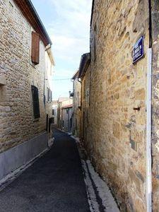 Les rues médiévales.