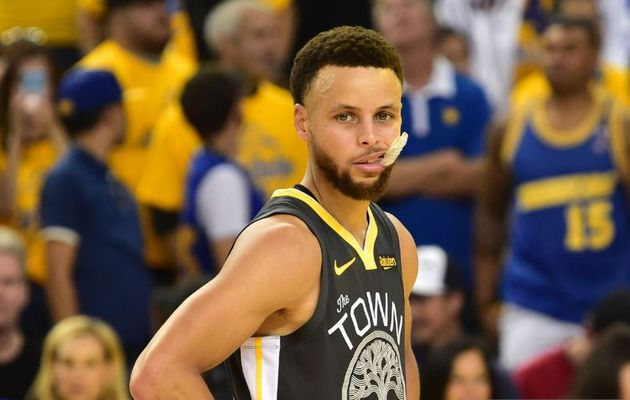 Stephen Curry confiant pour l'avenir des Warriors