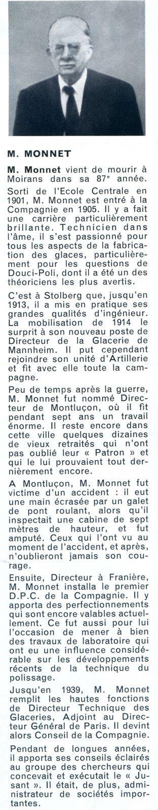 Album - groupe Saint-Gobain, des Hommes de la Direction
