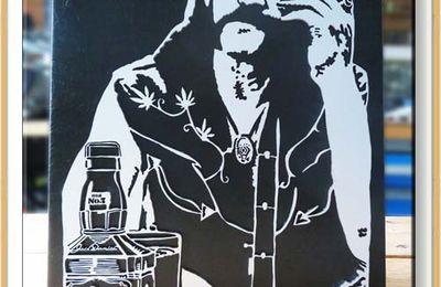 Portrait de Lemmy Kilmister du groupe MOTÖRHEAD