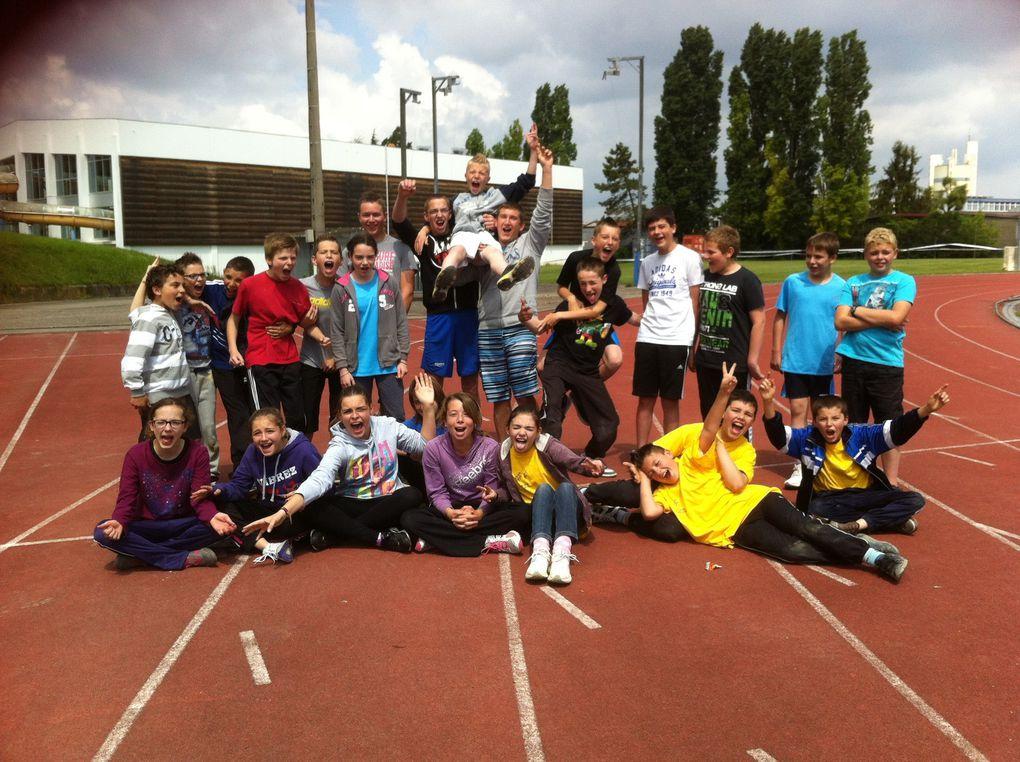 Championnats de l'Aube d'Athlétisme 14 Mai 2014 Troyes