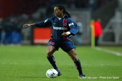 #Ronaldinho ● The Most Skillful Player Ever ● PSG