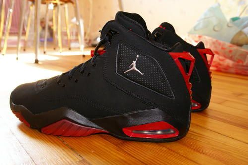 Nike Air Jordan B'Loyal (Black/Red)