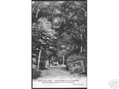 Louis Caillon, exploitant de la Faisanderie du Bois de Vincennes (1/3)
