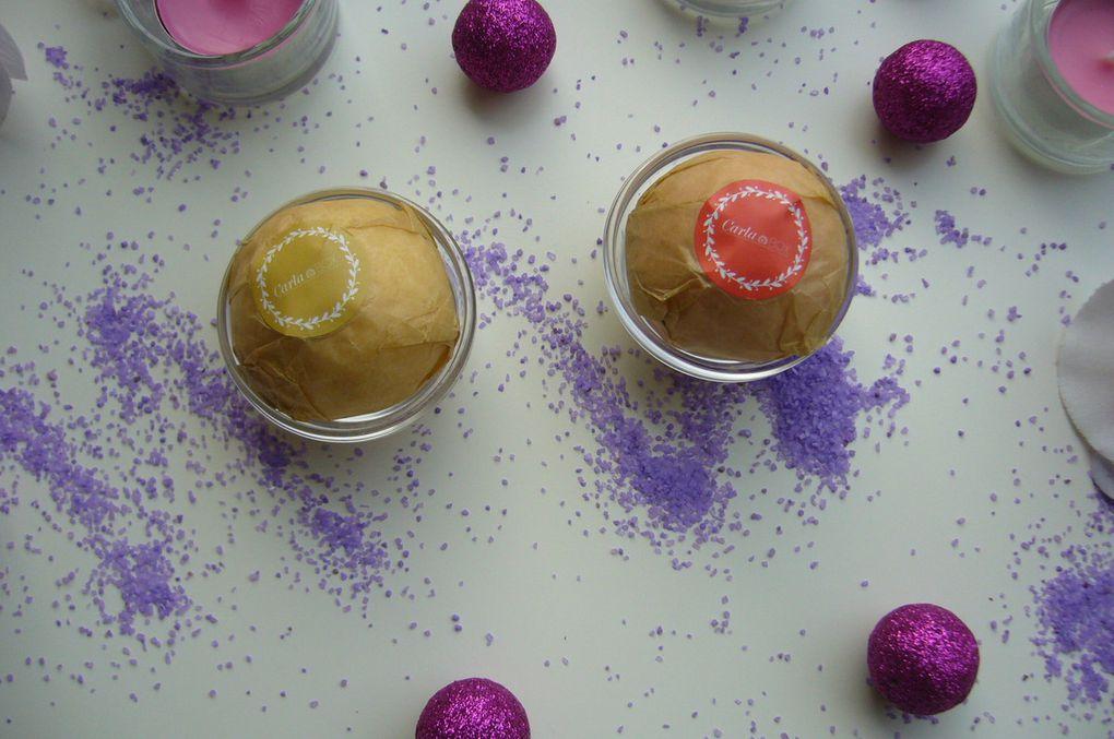 Ma Carla Box du mois de mars - Une explosion de couleur et de sensations !