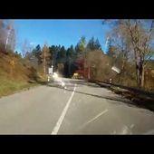 Goldwing départ pour la forêt noire vers Obertal 3