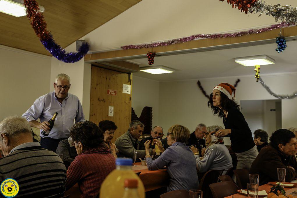 Rencontre intergénérationnelle de Noël ; La Mure Argens