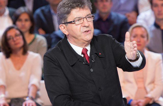 Jean-Luc Mélenchon opposé à Christophe Castaner ce jeudi sur France 2.