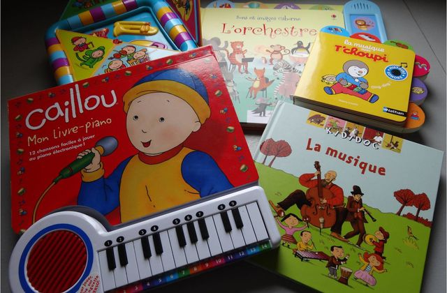 Lectures musicales !