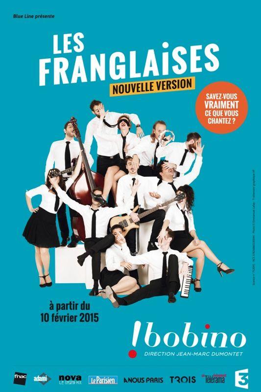 """""""LES FRANGLAISES""""...LE 29 JANVIER...à St OMER"""