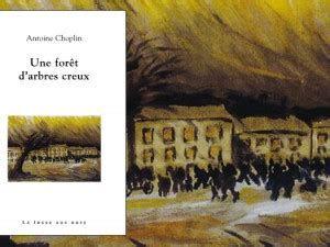 Antoine Choplin : Une forêt d'arbres creux