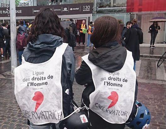 Rapport de l'Observatoire parisien des libertés publiques